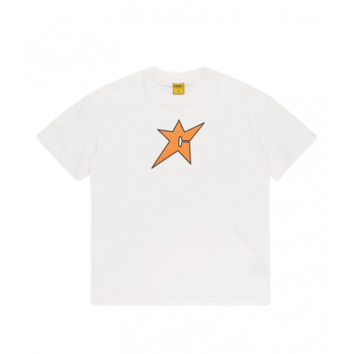 Carpet Company C-Star Logo White Tee