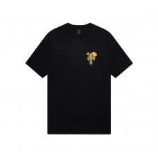 OVO Marigold Crest T-Shirt Black