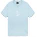 OVO Womens Owl T-Shirt Sky Blue