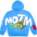 Kid Cudi CPFM For MOTM III Life Goes By Hoodie Blue