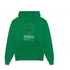 Hidden Furniture Co. Hoodie Green