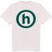 Hidden NY H Logo Tee Natural