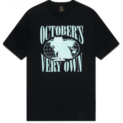 OVO World Tour T-Shirt Black
