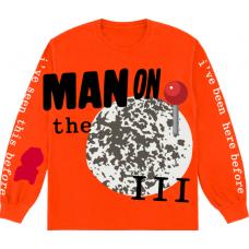 Kid Cudi CPFM For MOTM III Return 2 Madness T-Shirt Orange