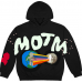 Kid Cudi CPFM For MOTM III I Am Curious Hoodie Black