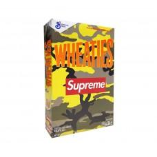 Supreme Wheaties Cereal Box Orange Camo
