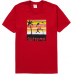 Supreme Dunk Tee Red