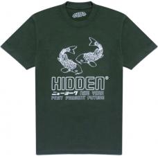 Hidden NY Kohaku Navy Blue Tee