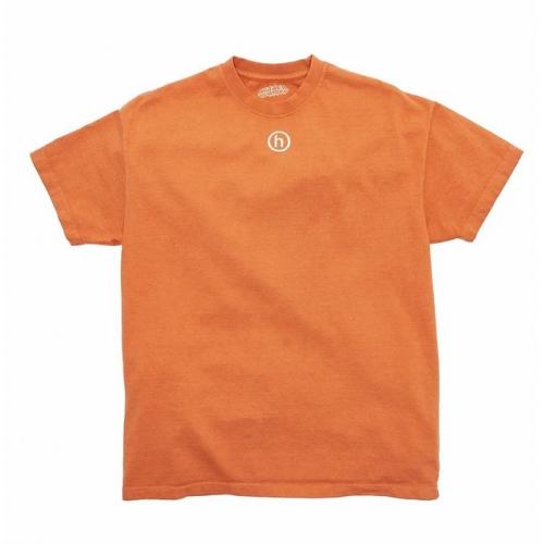 Hidden® Mini Logo Orange Tee