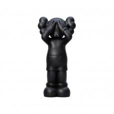 KAWS Holiday UK Vinyl Figure Black