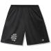 ASSC X Champion Sports Shorts Black