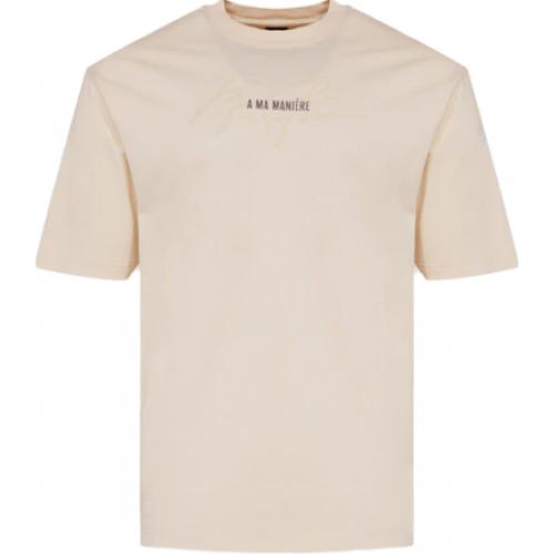 Jordan x A Ma Maniere T-shirt Natural