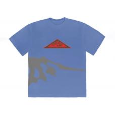Travis Scott Cactus Jack Dune Tee Light Blue