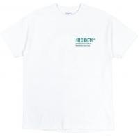 Hidden NY Cloud Logo Tee White