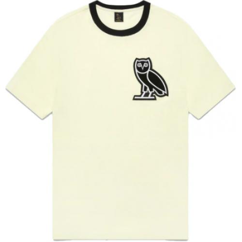 OVO Terry Cloth T-shirt Cream