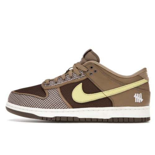 Nike Dunk Low SP UNDEFEATED Canteen Dunk vs. AF1 Pack