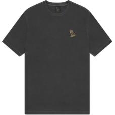OVO Garment Dye T-shirt Charcoal