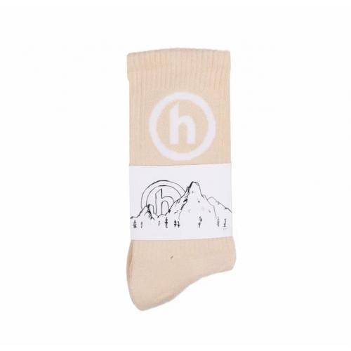 Hidden NY Socks Almond Milk