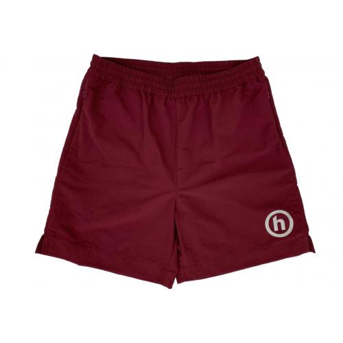 Hidden NY H Shorts Burgundy