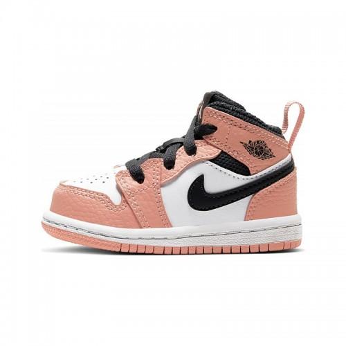 Jordan 1 Mid Pink Quartz (TD)