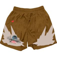 Travis Scott Cacti Heritage Soccer Short II Tan