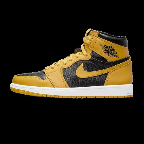 Jordan 1 Retro High Pollen