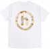 Hidden NY Camo Logo T-Shirt White