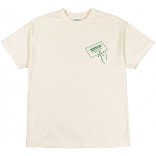 Hidden NY Archival Services T-Shirt Natural