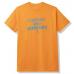 Anti Social Social Club S&D By ASSC Tee Orange