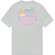 OVO Paradise T-Shirt Heather Grey