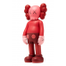 KAWS COMPANION BLUSH (OPEN EDITION) RED