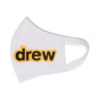 Drew House Secret Facemask White