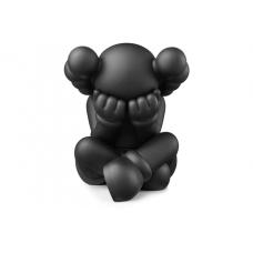 KAWS Separated Vinyl Figure Black