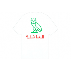 OVO Family Pocket T-shirt White