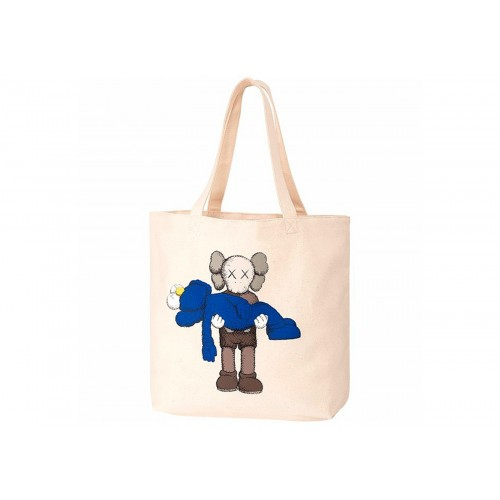 Kaws X Uniqlo Carrying Tote Bag