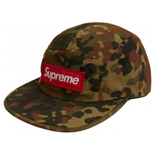 Supreme Military Camp Cap SS19