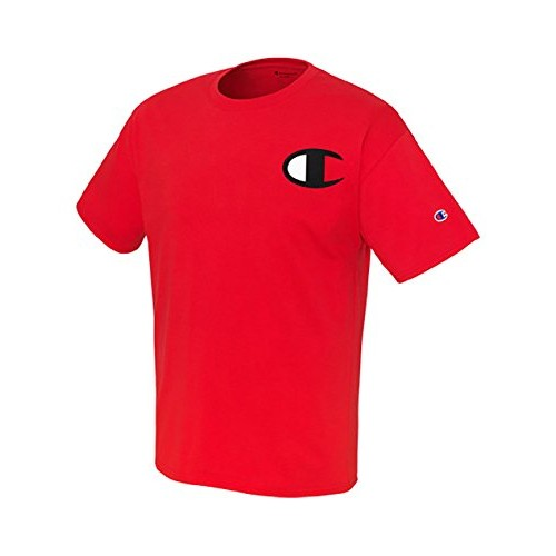 Champion Classic Heritage Tee Red