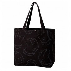 KAWS X uniqlo Tote Black Bag