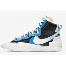 Sacai X Nike Blazer Mid Blue