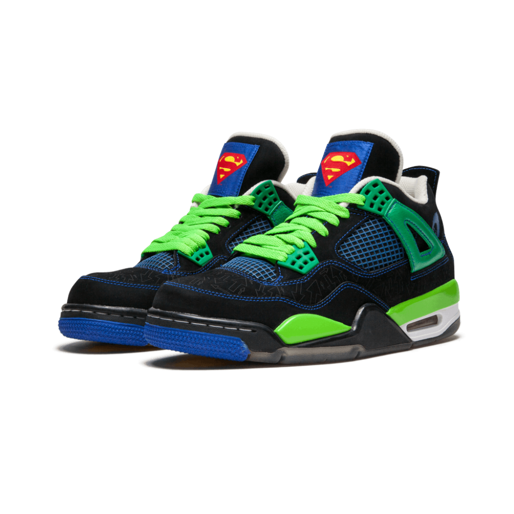 the latest 9a845 479d6 Nike Air Jordan 4 Doernbecher by Youbetterfly