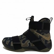 Lebron Soldier 10 SFG Camo