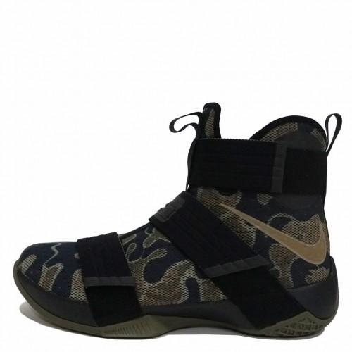 Lebron Soldier 10 SFG Camo