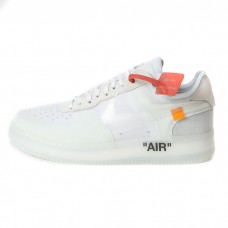 Nike Air Force 1 x Off-White OG WHITE