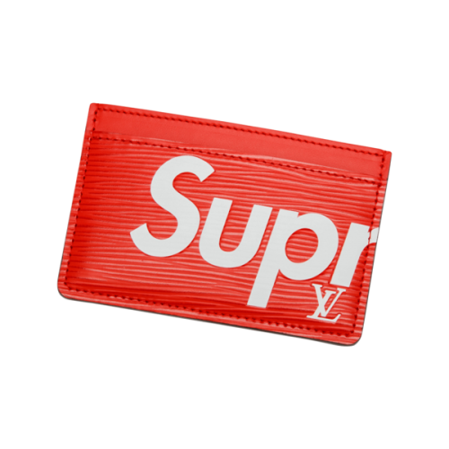 Louis Vuitton x Supreme Card Holder