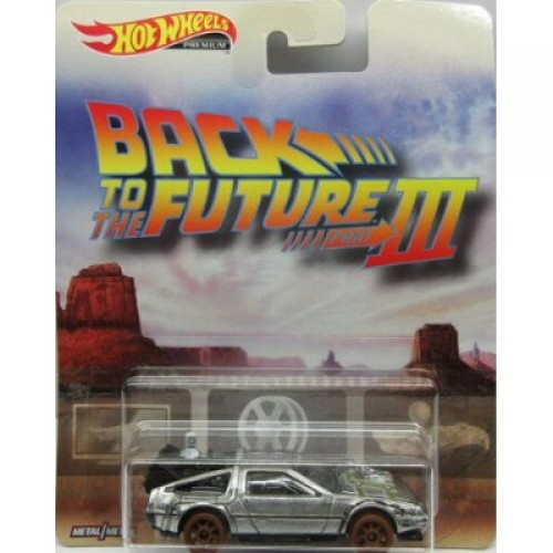 Hot Wheels - Back to the future part 3