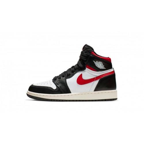 Air Jordan 1 Black Gym Red
