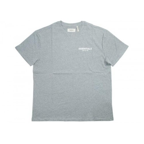 Fear Of God Essential Gray Tee