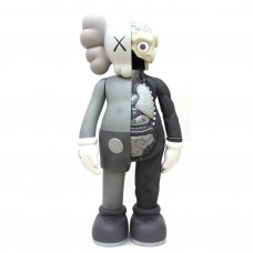 Kaws Dissected Gray Companion