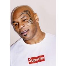 Supreme Mike Tyson Original Campaign Poster ss07