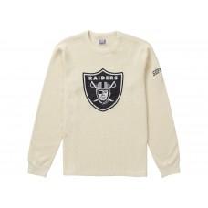 Supreme NFL X Raiders LS